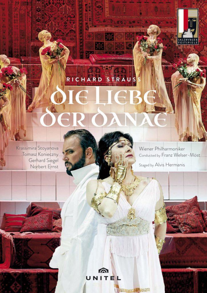 Miłość Danae R. Straussa